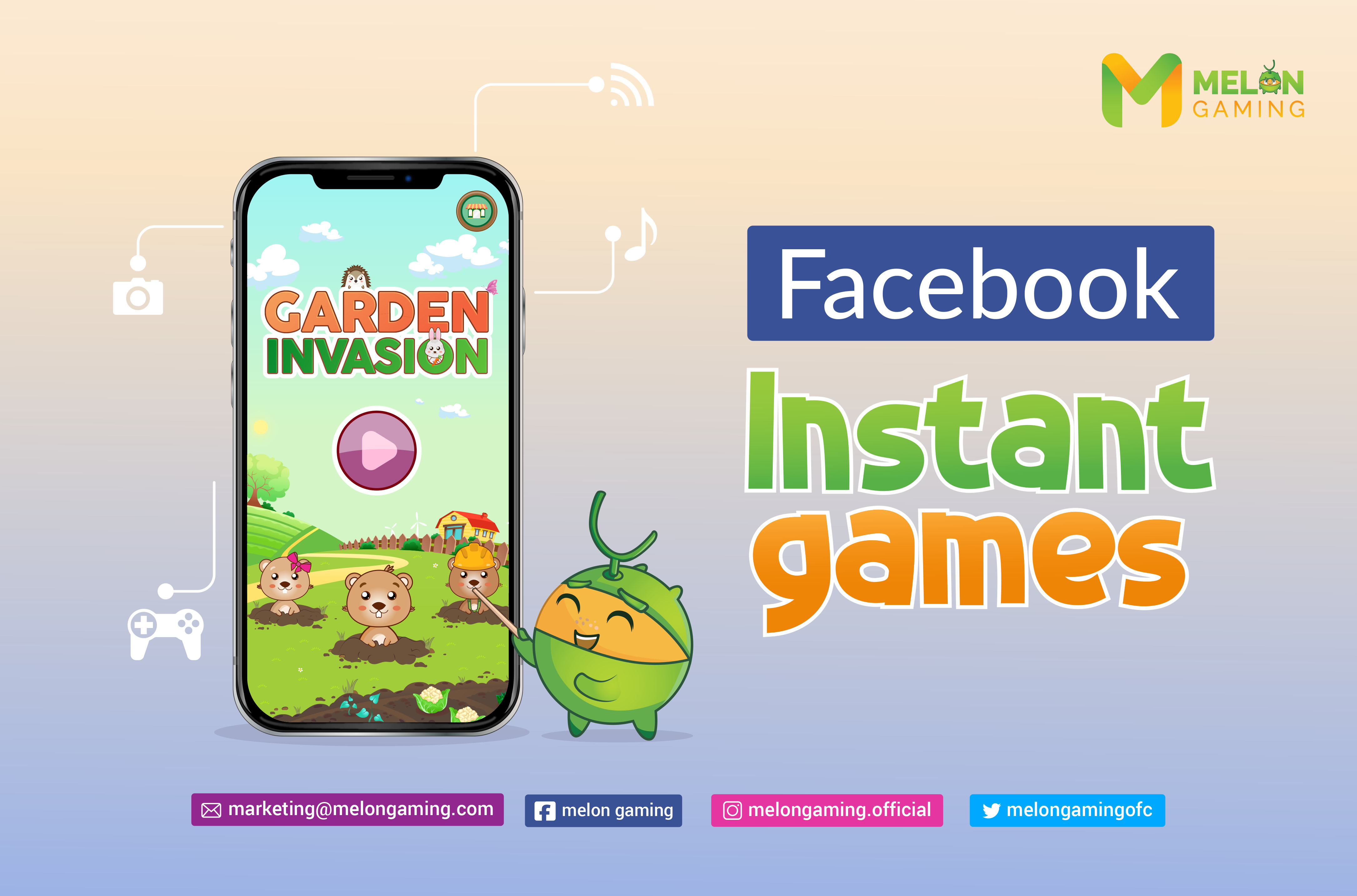 Instant Games are Now Available on Facebook Gaming Groups